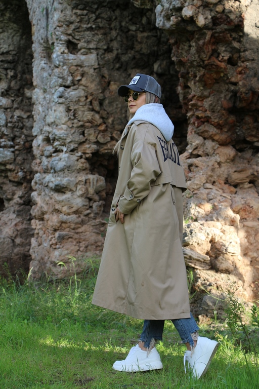 Everlast Orj Trench